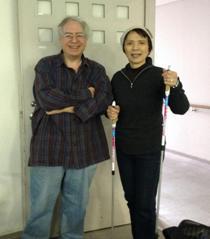 Photo: English Class, Doug and Kate