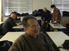 Photo: Computer Workshop, Michael.